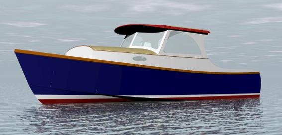 Info Lapstrake power boat plans ~ Sailing Build plan