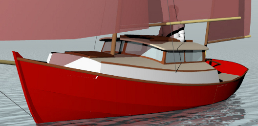 small boat designs ~ plans and custom designs ~ tad roberts