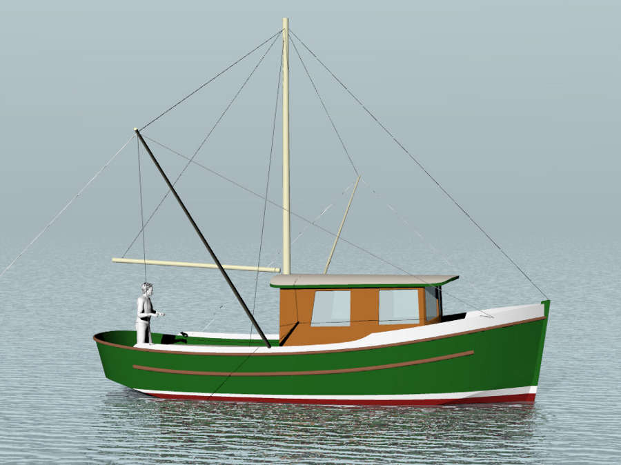 ... Pearson 28, Trailerable Mini-troller for SE Alaska Waters ...