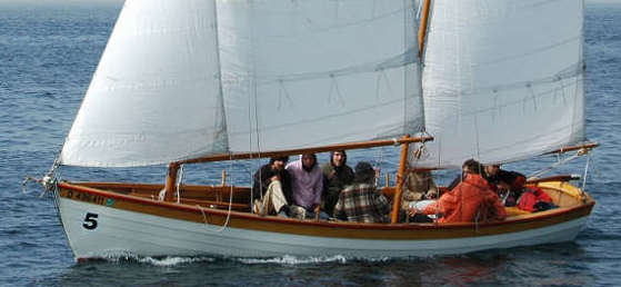 Tern 24' Expedition Ketch